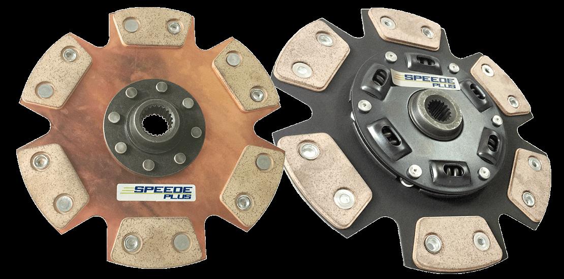 Sprung Clutch Disc vs Rigid Clutch Disc-SpeedePlus Clutch