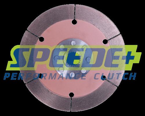 Performance Sintered Clutch Disc Rigid Hub   Speede Clutch