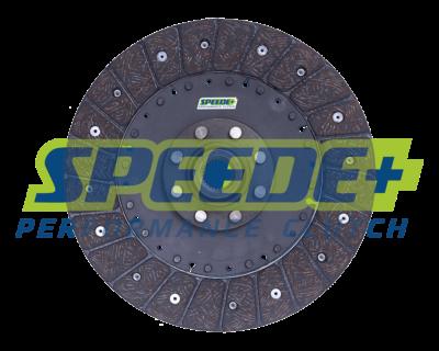 Stage 2 Performance Clutch disc Rigid/Solid Hub | Speede Clutch